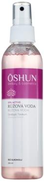 OSHUN Spa Active água de rosas para rosto e corpo