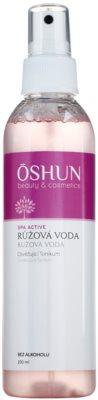 OSHUN Spa Active agua de rosas para rostro y cuerpo