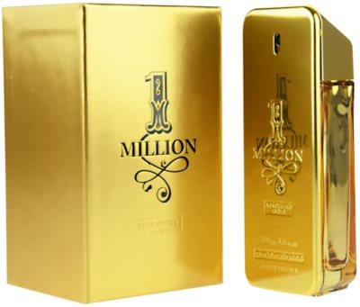Paco Rabanne 1 Million Absolutely Gold parfüm férfiaknak