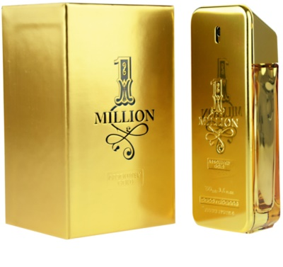Paco Rabanne 1 Million Absolutely Gold perfume para hombre