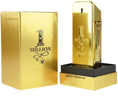 Paco Rabanne 1 Million Absolutely Gold Parfüm für Herren 1