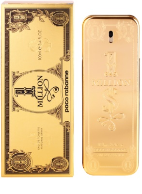 Paco Rabanne 1 Million Dollar eau de toilette férfiaknak