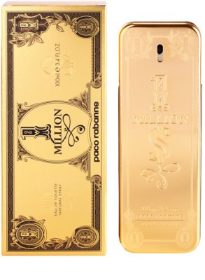 Paco Rabanne 1 Million Dollar eau de toilette para hombre