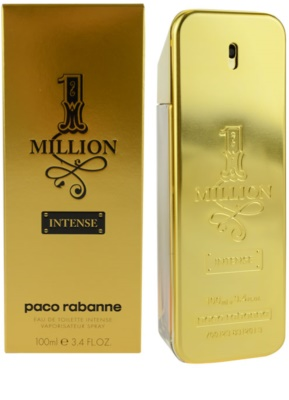 Paco Rabanne 1 Million Intense eau de toilette férfiaknak