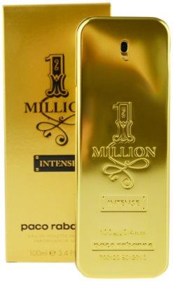 Paco Rabanne 1 Million Intense eau de toilette para hombre 1
