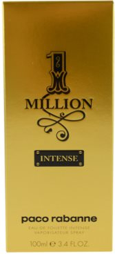Paco Rabanne 1 Million Intense eau de toilette férfiaknak 3