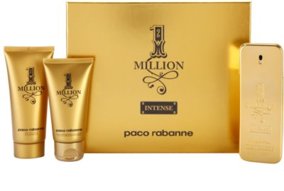 Paco Rabanne 1 Million Intense coffret presente