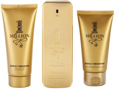Paco Rabanne 1 Million Intense coffret presente 1