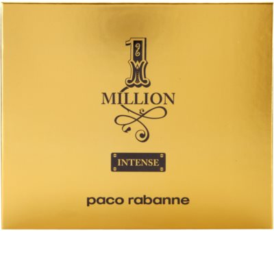 Paco Rabanne 1 Million Intense coffret presente 2