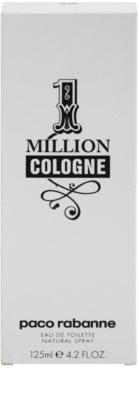 Paco Rabanne 1 Million Cologne toaletná voda tester pre mužov 1