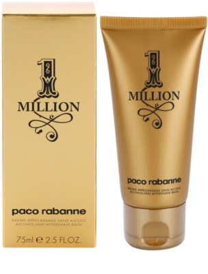 Paco Rabanne 1 Million bálsamo após barbear para homens