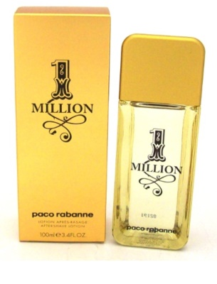 Paco Rabanne 1 Million after shave para homens