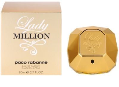 Paco Rabanne Lady Million Eau de Parfum for Women