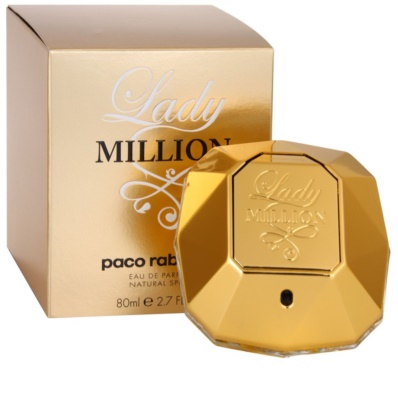 Paco Rabanne Lady Million Eau de Parfum for Women 1