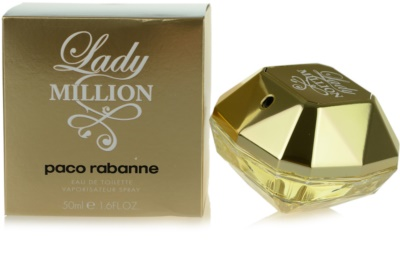 Paco Rabanne Lady Million Eau de Toilette für Damen