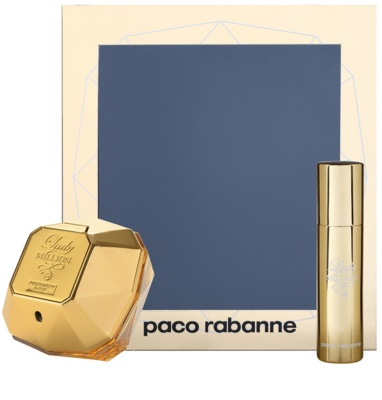 Paco Rabanne Lady Million coffrets presente