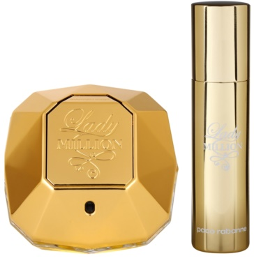 Paco Rabanne Lady Million coffrets presente 1