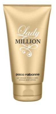 Paco Rabanne Lady Million telové mlieko pre ženy