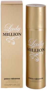 Paco Rabanne Lady Million deospray pentru femei