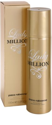 Paco Rabanne Lady Million deo sprej za ženske 1