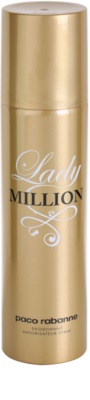Paco Rabanne Lady Million deospray pre ženy 2