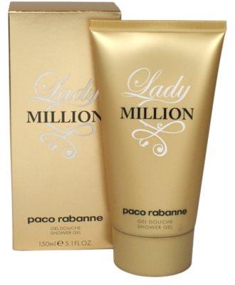 Paco Rabanne Lady Million gel za prhanje za ženske