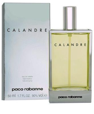 Paco Rabanne Calandre туалетна вода тестер для жінок