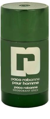 Paco Rabanne Pour Homme desodorizante em stick para homens