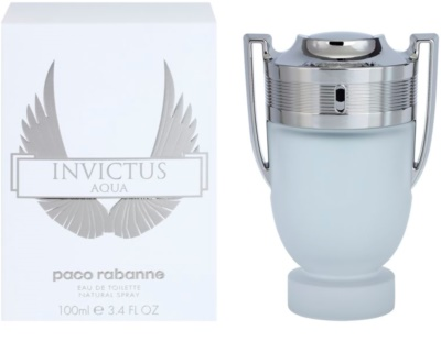 Paco Rabanne Invictus Aqua eau de toilette para hombre
