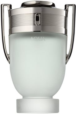 Paco Rabanne Invictus Aqua туалетна вода тестер для чоловіків