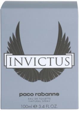 Paco Rabanne Invictus toaletná voda pre mužov 3