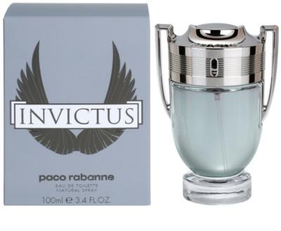 Paco Rabanne Invictus woda toaletowa dla mężczyzn