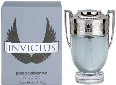 Paco Rabanne Invictus тоалетна вода за мъже