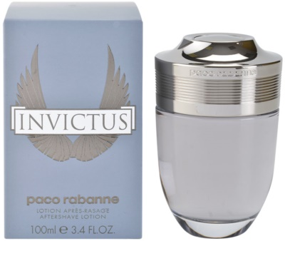 Paco Rabanne Invictus After Shave Lotion for Men