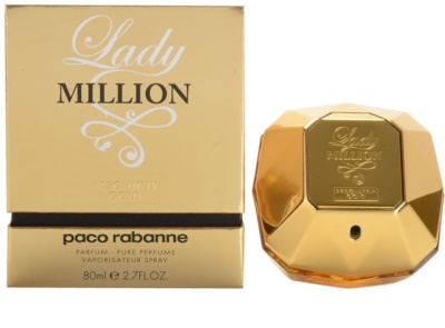 Paco Rabanne Lady Million Absolutely Gold parfém pro ženy