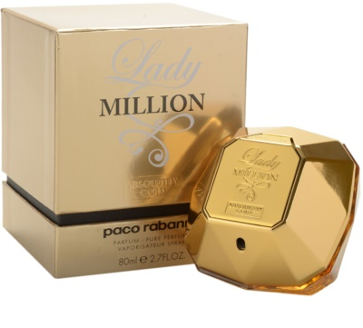 Paco Rabanne Lady Million Absolutely Gold parfum za ženske 1