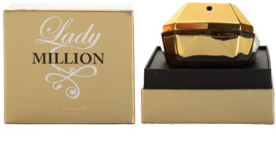 Paco Rabanne Lady Million Absolutely Gold perfume para mulheres 3