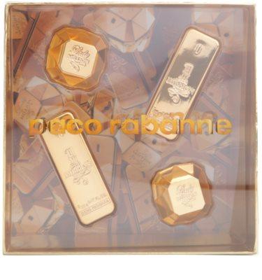 Paco Rabanne Mini set cadou