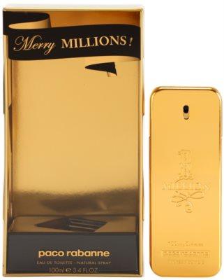 Paco Rabanne 1 Million Merry Millions Eau de Toilette für Herren