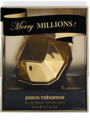Paco Rabanne Lady Million Merry Millions парфюмна вода за жени 3