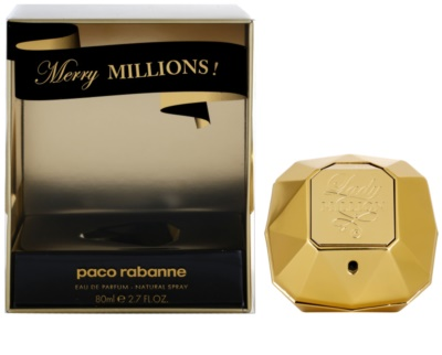 Paco Rabanne Lady Million Merry Millions parfémovaná voda pro ženy