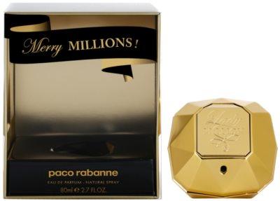 Paco Rabanne Lady Million Merry Millions woda perfumowana dla kobiet