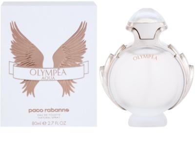 Paco Rabanne Olympea Aqua toaletná voda pre ženy
