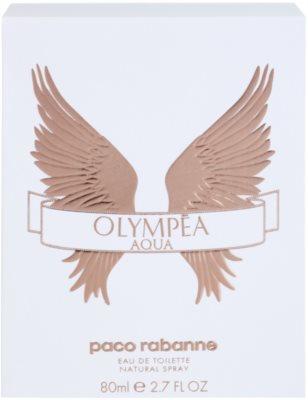Paco Rabanne Olympea Aqua toaletná voda pre ženy 4