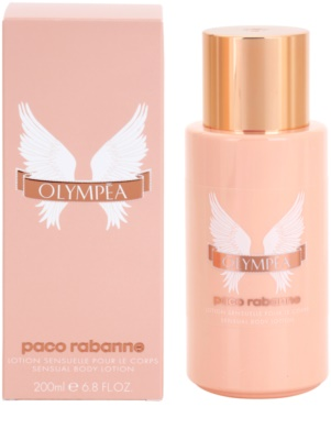 Paco Rabanne Olympea leche corporal para mujer