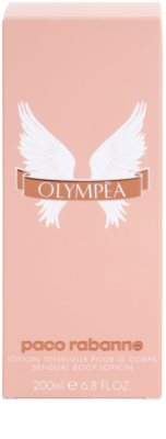 Paco Rabanne Olympea leche corporal para mujer 2