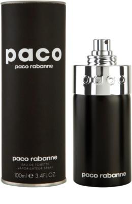 Paco Rabanne Paco Eau de Toilette unisex