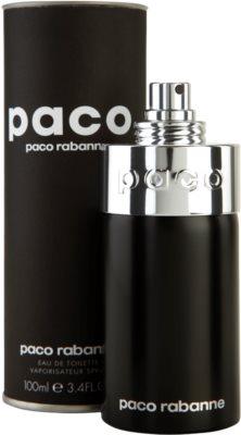 Paco Rabanne Paco Eau de Toilette unisex 1