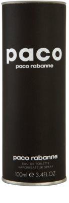 Paco Rabanne Paco туалетна вода унісекс 3