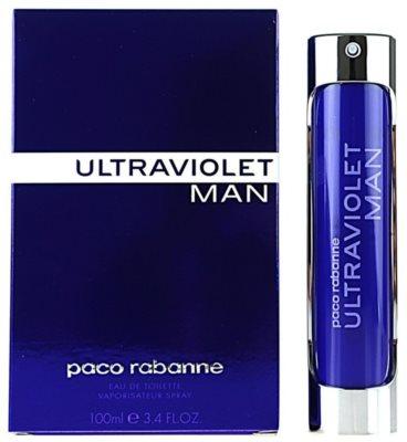 Paco Rabanne Ultraviolet Man Eau de Toilette für Herren
